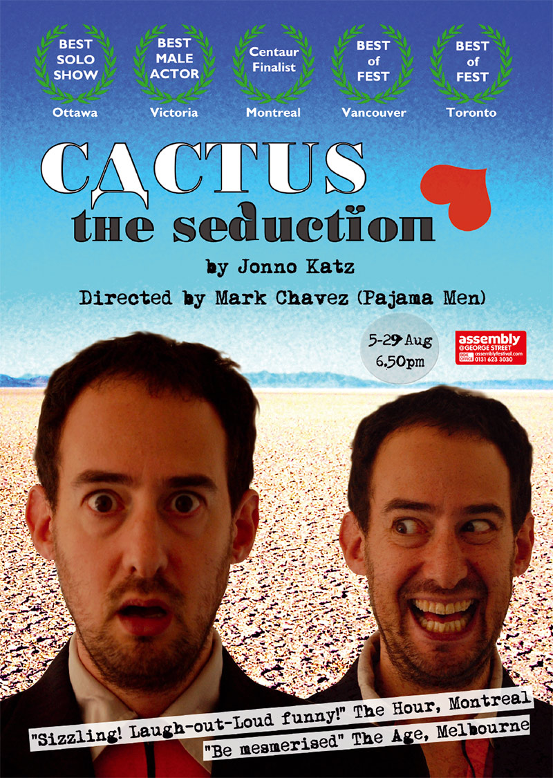 Cactus – The Seduction