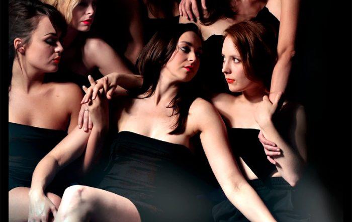 Lesbian Bathhouse